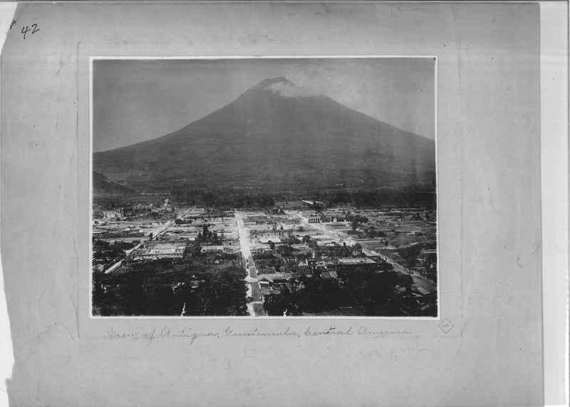 Mission Photograph Album - Mexico - O.P. #01 Page 0042