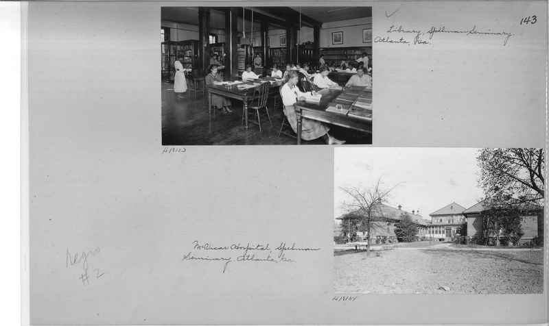 Mission Photograph Album - Negro #2 page 0143