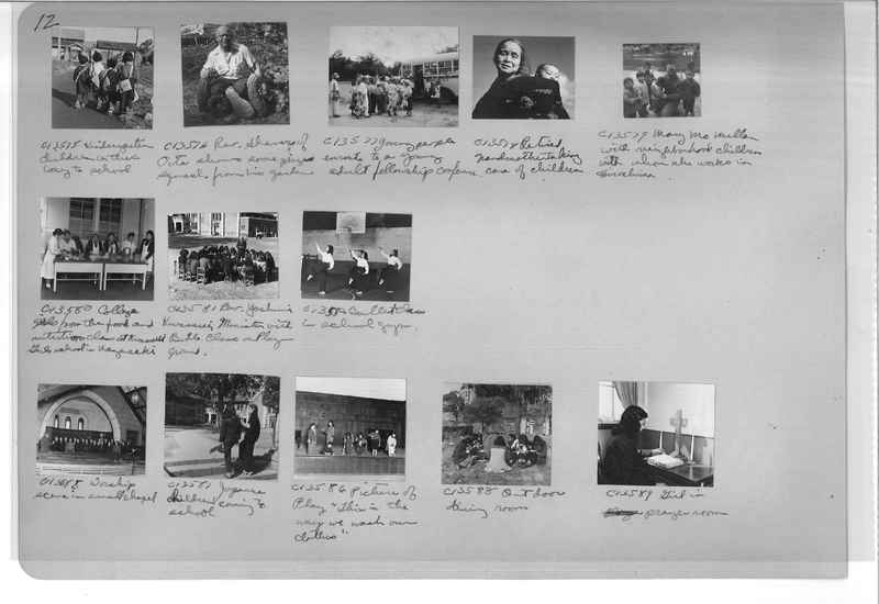 Mission Photograph Album - Japan #07 Page 0012