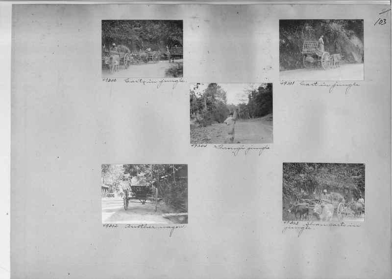 Mission Photograph Album - Burma #1 page 0103