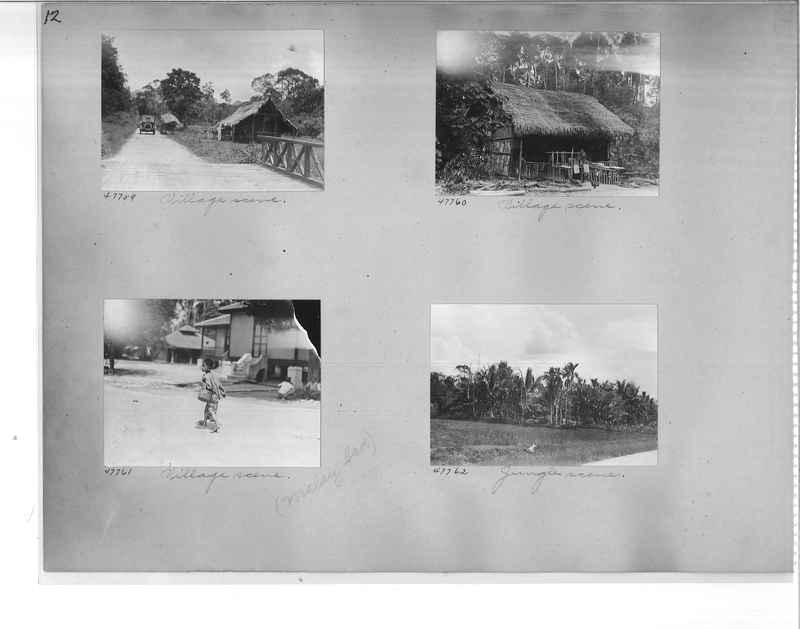 Mission Photograph Album - Malaysia #5 page 0012