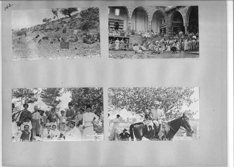 Mission Photograph Album - Western Asia - O.P. - #01 page_0142