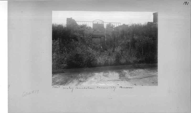 Mission Photograph Album - Cities #14 page 0191