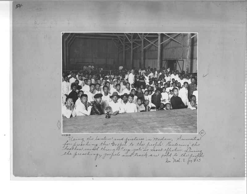 Mission Photograph Album - Malaysia O.P. #1 page 0054