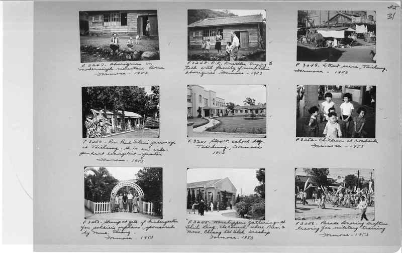 Mission Photograph Album - China #20 page 0031
