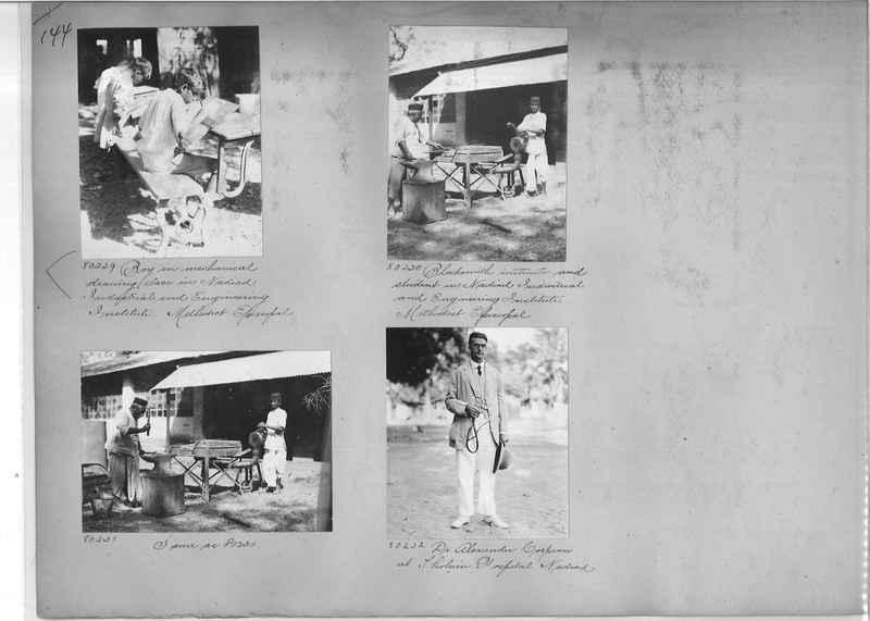 Mission Photograph Album - India #09 Page 0144