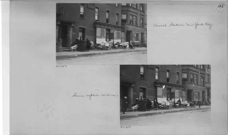 Mission Photograph Album - Cities #5 page 0121