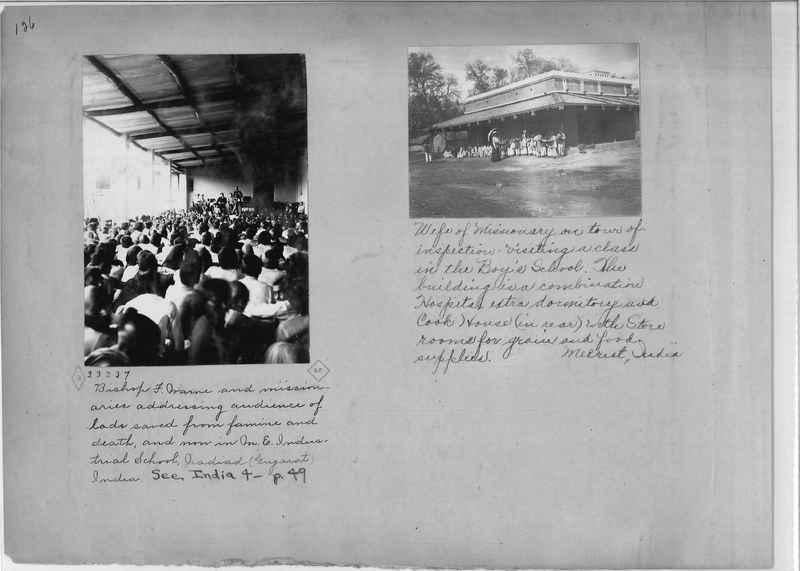 Mission Photograph Album - India - O.P. #01 Page 0126