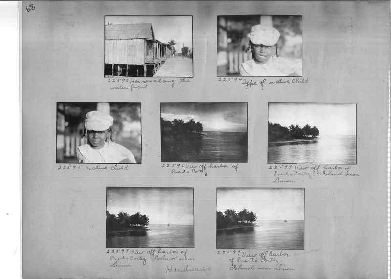 Mission Photograph Album - Panama #02 page 0068