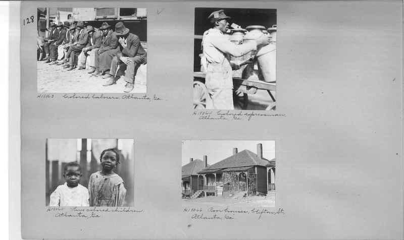 Mission Photograph Album - Negro #2 page 0128
