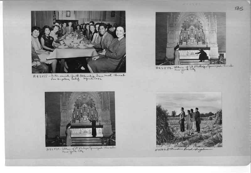Mission Photograph Album - Cities #18 page 0135