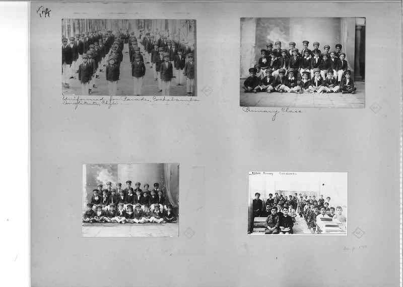 Mission Photograph Album - South America O.P. #1 page 0174