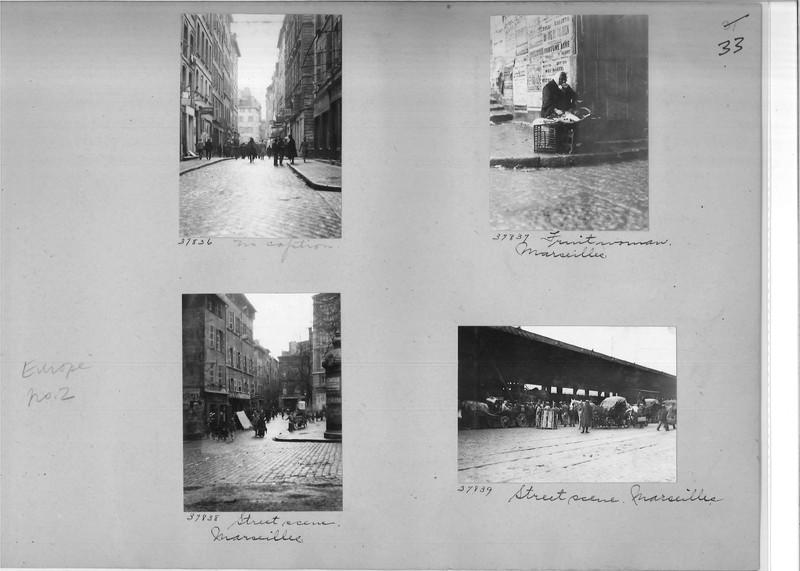 Mission Photograph Album - Europe #02 Page 0033