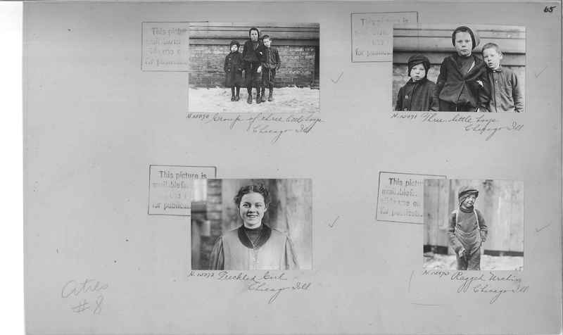 Mission Photograph Album - Cities #8 page 0065