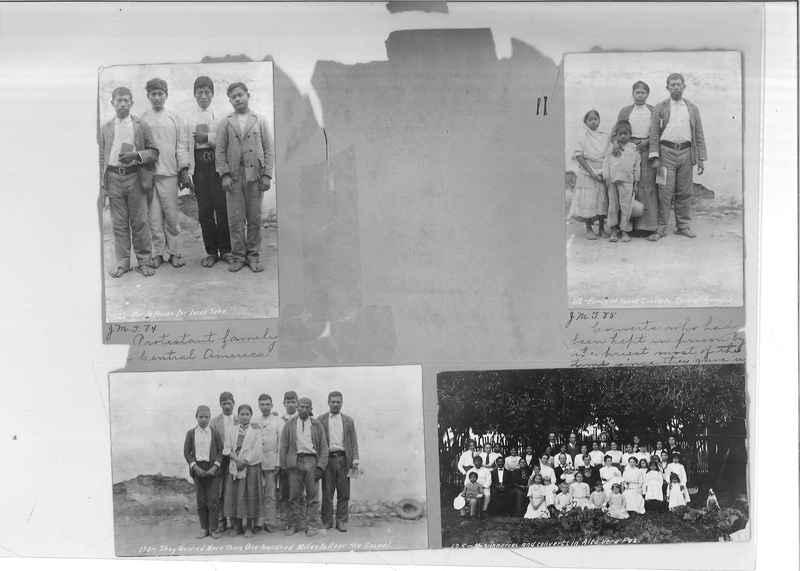 Mission Photograph Album - Mexico - O.P. #01 Page 0011