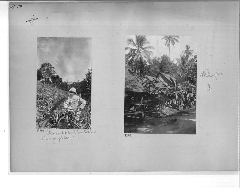 Mission Photograph Album - Malaysia #1 page 0110