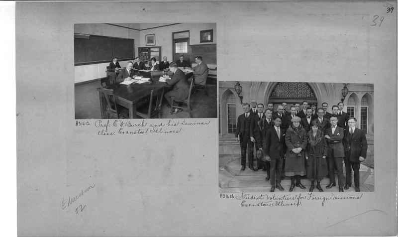 Mission Photograph Album - Education #2 page 0039