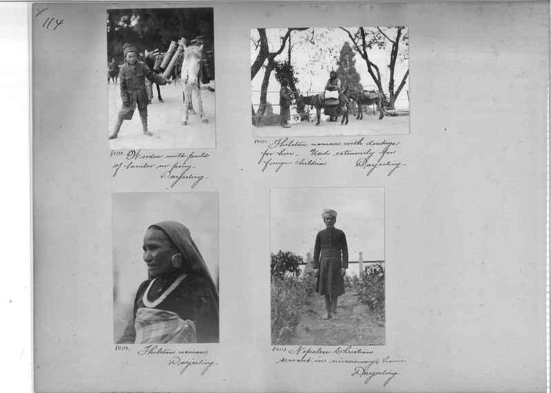 Mission Photograph Album - India #09 Page 0114