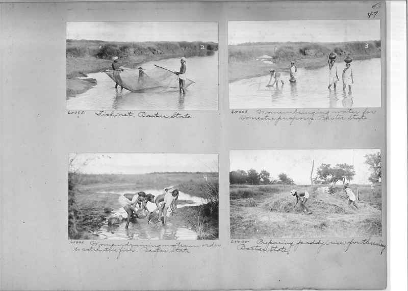 Mission Photograph Album - India #08 Page 0047