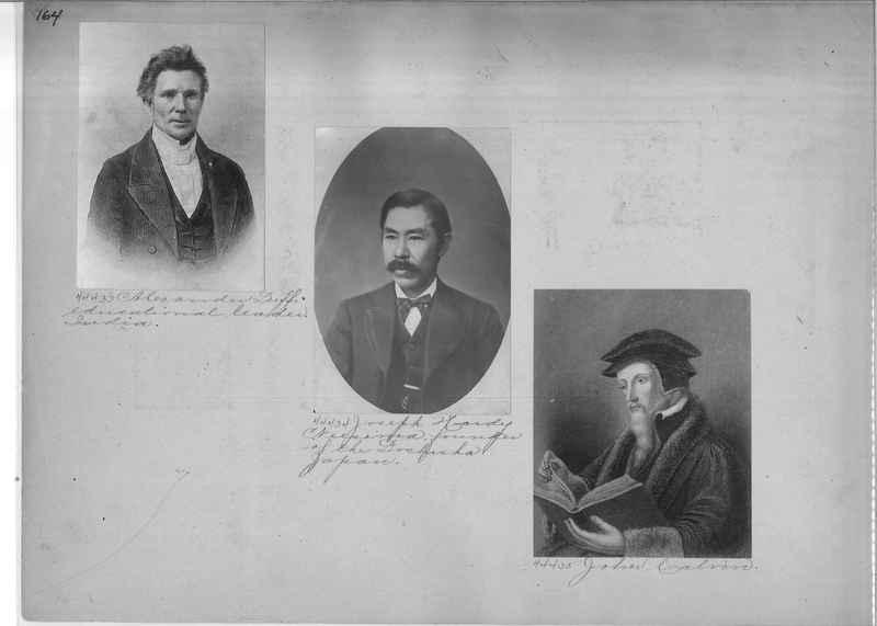 Mission Photograph Album - Portraits #1 page 0164