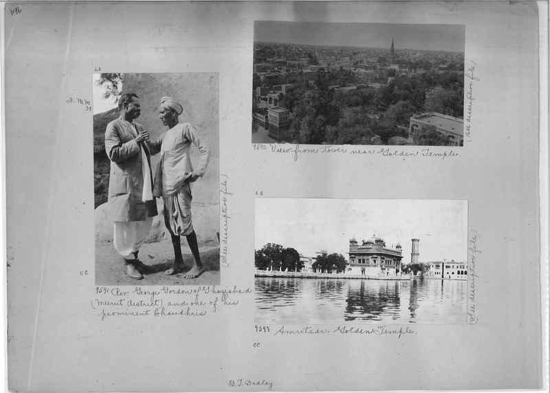 Mission Photograph Album - India #01 page 0196