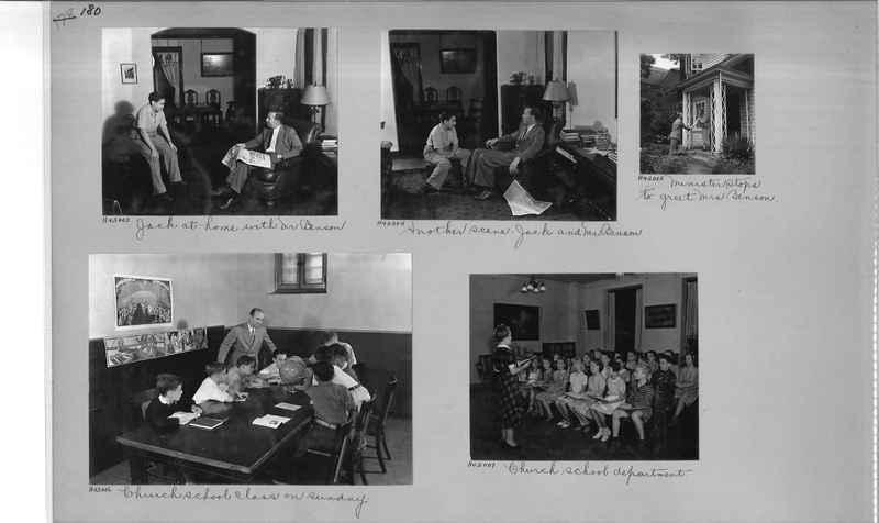 Mission Photograph Album - Religious Education #1 page 0180