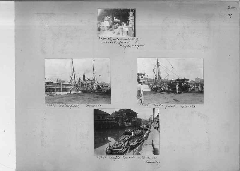 Mission Photograph Album - Philippines OP #01 page 0041