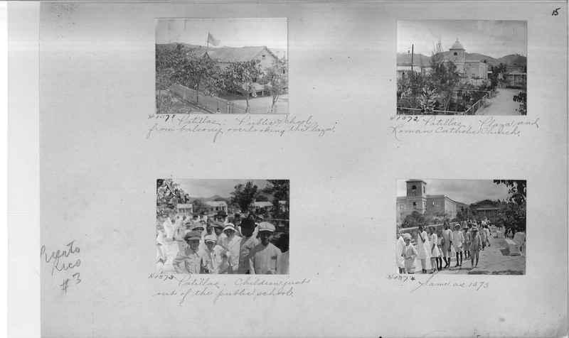 Mission Photograph Album - Puerto Rico #3 page 0015