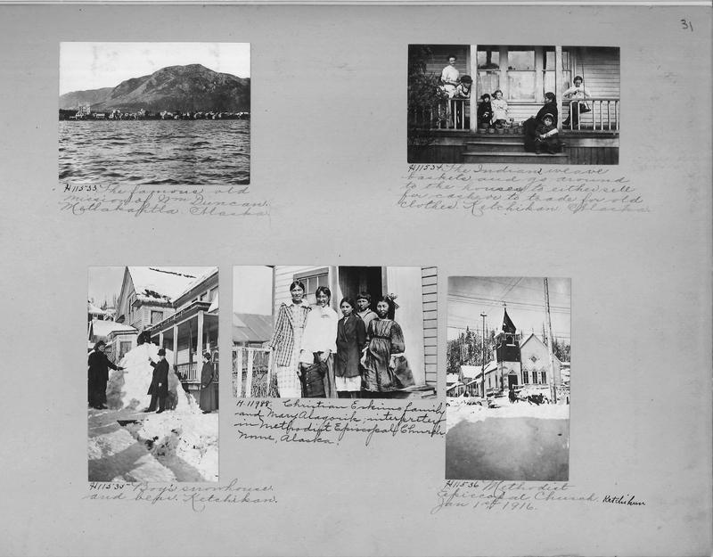 Mission Photograph Album - Alaska #1 page 0031