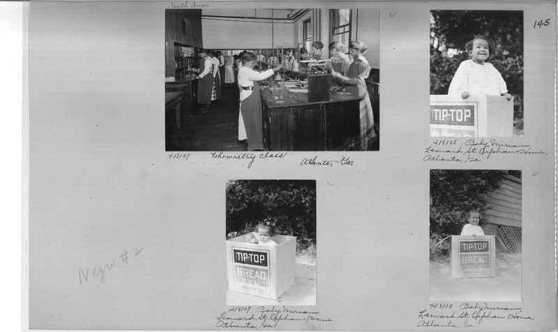 Mission Photograph Album - Negro #2 page 0145