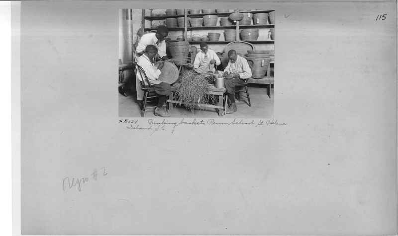 Mission Photograph Album - Negro #2 page 0115
