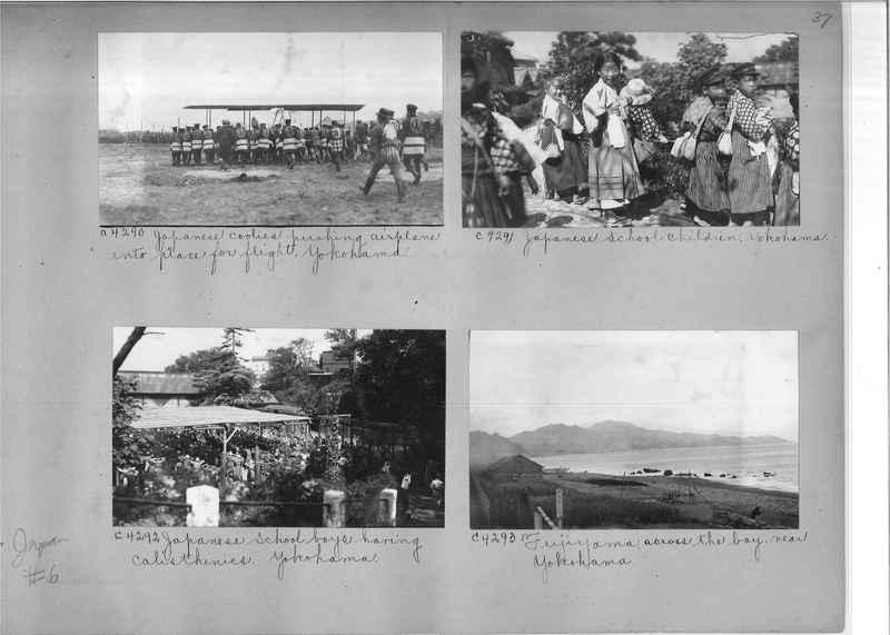 Mission Photograph Album - Japan #06 Page 0037