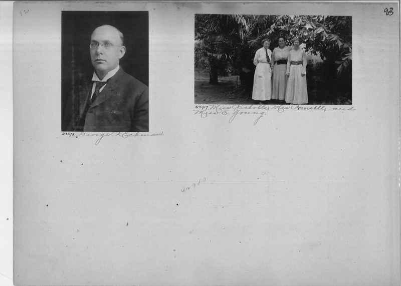 Mission Photograph Album - Portraits #2 page 0093