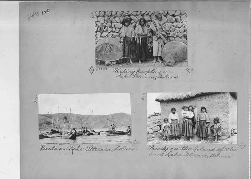 Mission Photograph Album - South America O.P. #2 page 0120