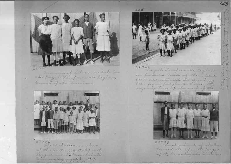 Mission Photograph Album - Panama #02 page 0123