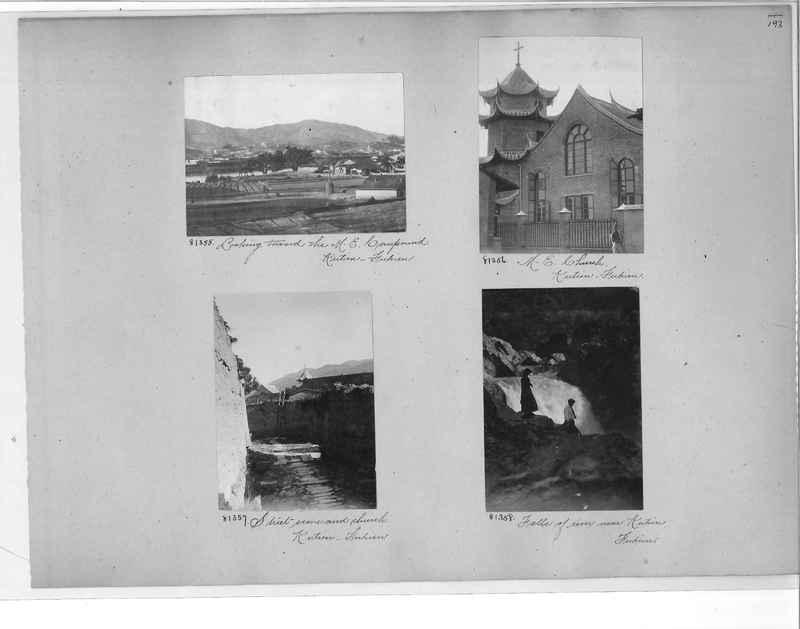 Mission Photograph Album - China #10 pg. 0193