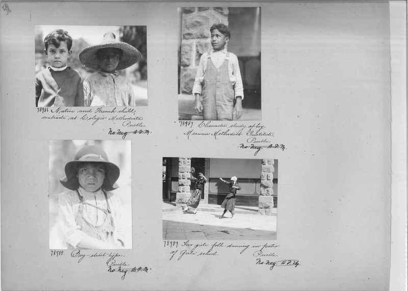 Mission Photograph Album - Mexico #06 page 0058