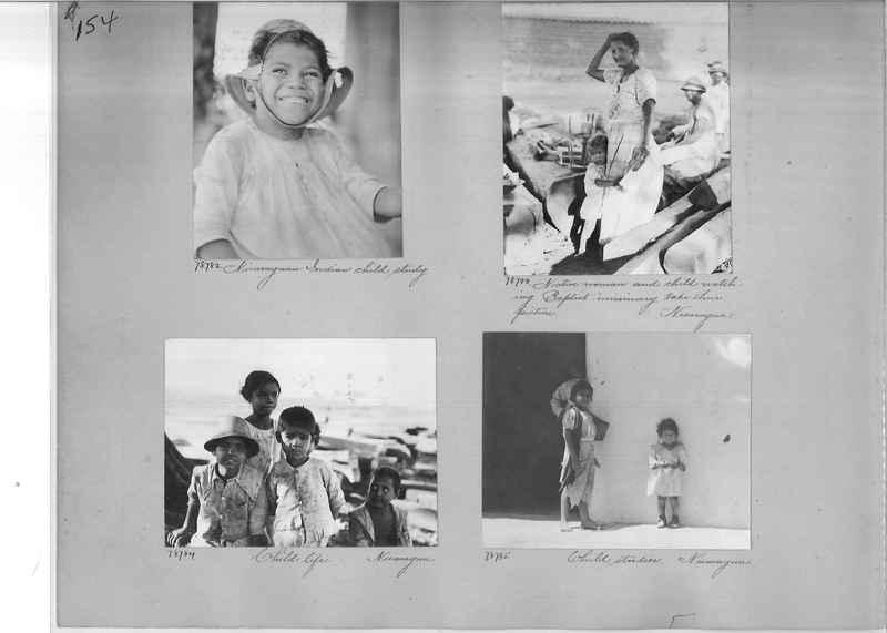 Mission Photograph Album - Panama #04 page 0154