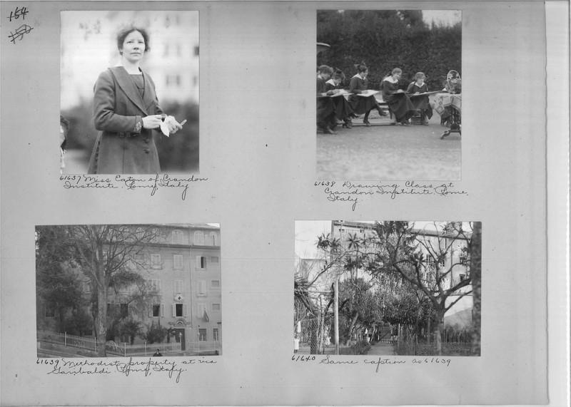 Mission Photograph Album - Europe #04 Page 0154
