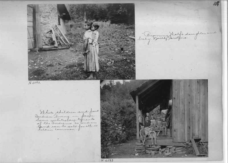 Mission Photograph Albums - Indians #1 page 0107