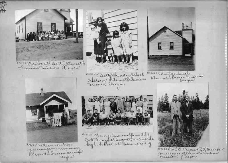 Mission Photograph Album - Indians #2 page_0194