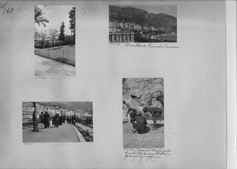Mission Photograph Album - Europe #02 Page 0168