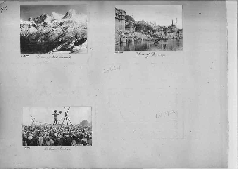 Mission Photograph Album - India #08 Page 0046