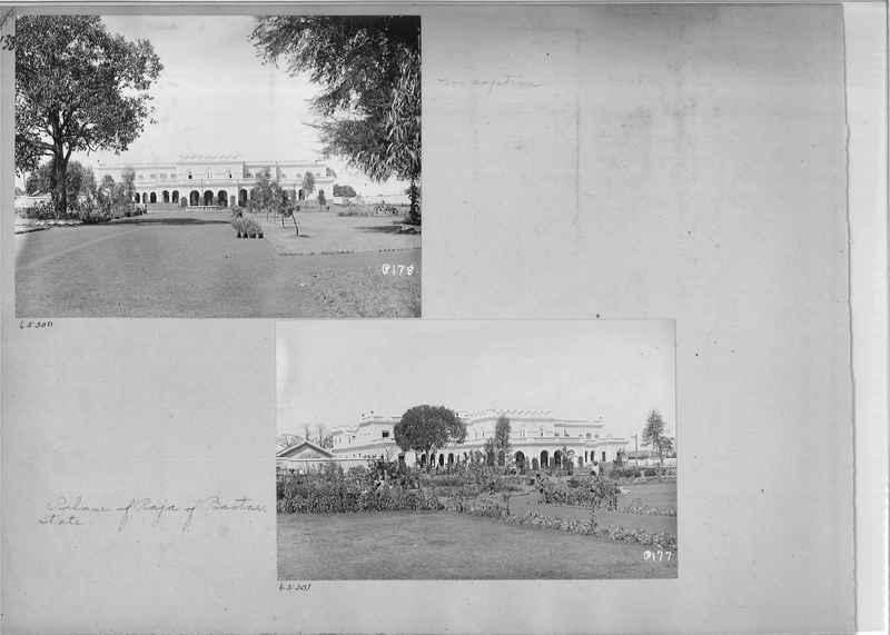 Mission Photograph Album - India #08 Page 0138