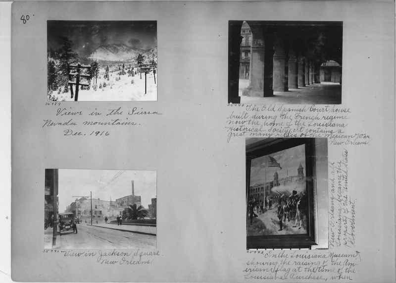 Mission Photograph Album - America #3 page 0080