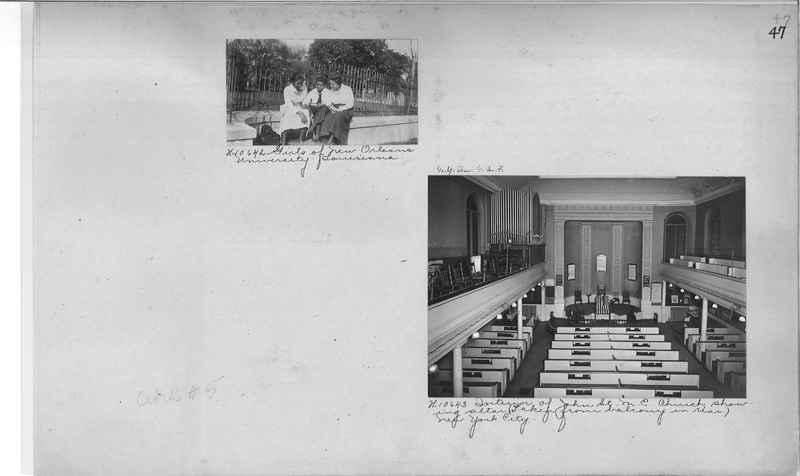 Mission Photograph Album - Cities #5 page 0047