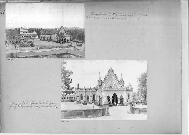 Mission Photograph Album - India #08 Page 0114