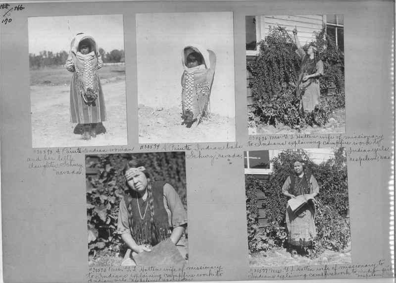 Mission Photograph Album - Indians #2 page_0170