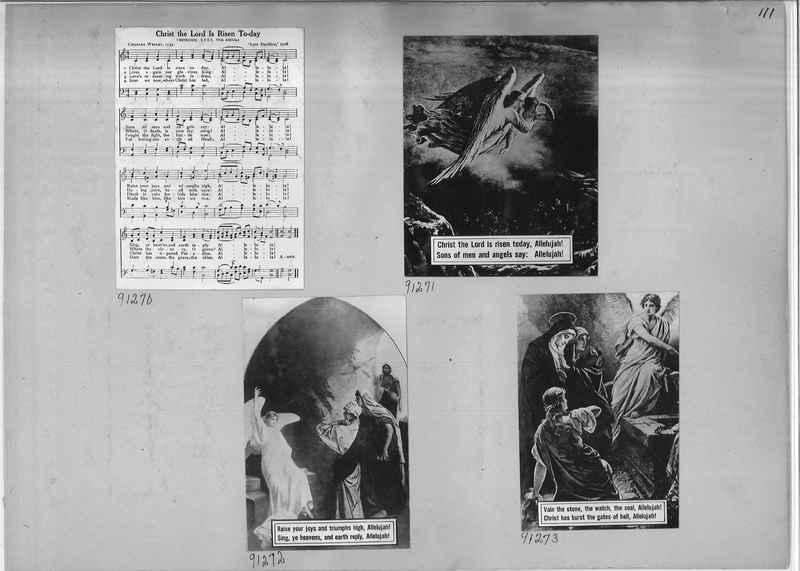 Mission Photograph Album - Miscellaneous #02 Page 0111