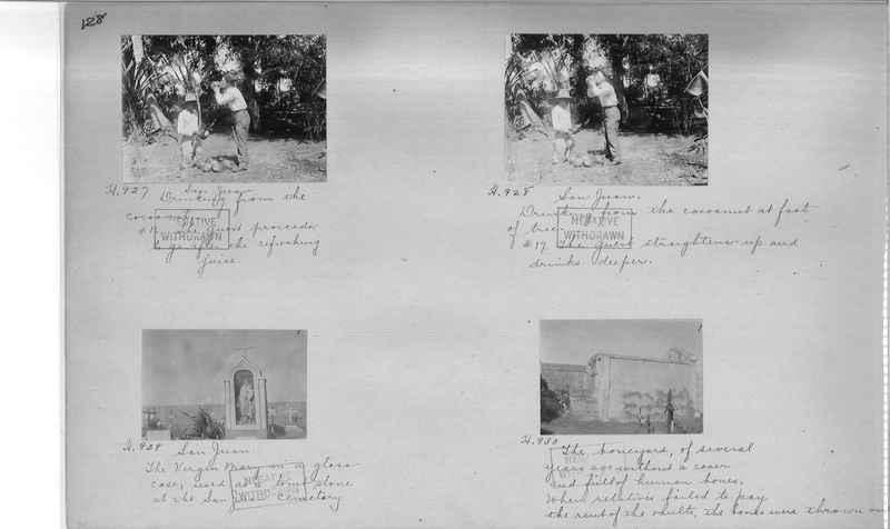 Mission Photograph Album - Puerto Rico #2 page 0128